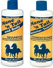 Original Mane n Tail Shampoo & Conditioner Combo Deal  Supreme Product Quality