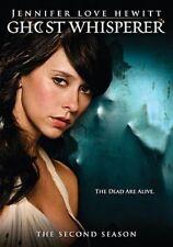 Ghost Whisperer Second Season 0097368515345 With Jennifer Love Hewitt DVD