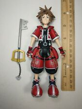 Valor Form Sora Disney Kingdom Hearts Diamond Select Toys Game Action Figure
