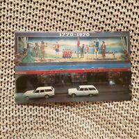 Coles Stores - Australian Bi-Centenary Souvenir - Vintage Postcard