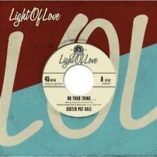"Love Coloured Vinyl 45RPM Speed Pop 7"" Singles"