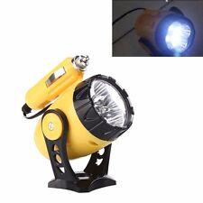 12V 5 LED Flashlight Auto Car Cigarette Lighter Magnetic Emergency Work Light