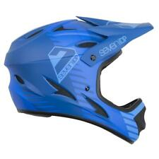 Seven 7 Protection 7iDP M1 Tactic Helmet, navy - Full Face Helm, Radhelm