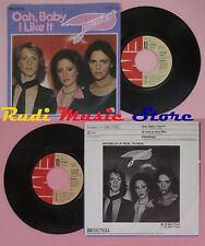 LP 45 7''PROMISES Ooh baby i like it Is love in your way1979 german no cd mc dvd