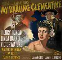 Metal Sign My Darling Clementine 08 A4 12x8 Aluminium