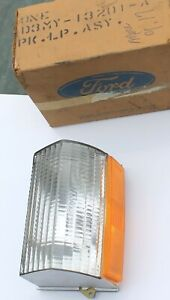 NEW 1973 1974 OEM Mercury Grand Marquis LH Marker Parking Lamp D3MY-13201-A