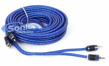 NEW Stinger SI6217 17 Ft 2-Channel 6000 Series Audiophile RCA Interconnect Cable
