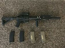 Airsoft KWA m4 DMR, excellent condition, no problems, very reliable, 600 fps
