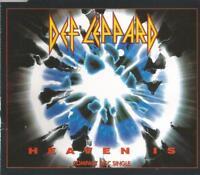 Def Leppard - Heavin Is 1993 CD single