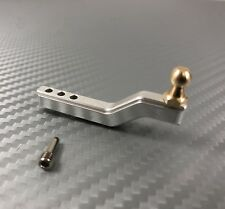 1/10 Scale Aluminum & Brass Drop Hitch Receiver