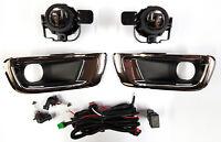 *NEW* DRIVING FOG LIGHT KIT SPOT LAMP SET for HOLDEN COLORADO RG 6/2012 -10/2016