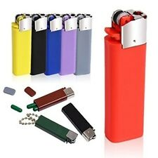 SECRET STORAGE LIGHTER STASH LIGHTER HIDDEN COMPARTMENT 4 COLOURS *SPARKS*