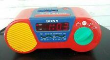 SONY My First  AmFm Radio Red