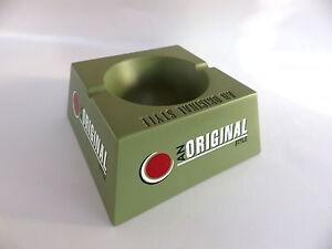 Object Pub BAR Ashtray Plastic Year Original Style 11 x 11 X 5 CM