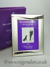 Arthur Price  The Litchfield Collection   Silver Plated Frame