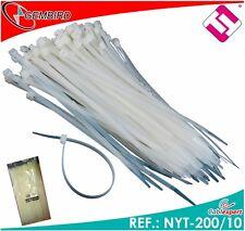 VELCRO Uno-Wrap//Bridas 16mm X 200mm Varios Colores administración de cables