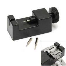 Bracelet Link Pin Remover Repair Tool Kit Set Metal Adjustable Watch Band Strap