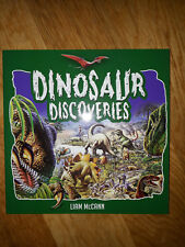 Dinosaur Discoveries, brand new and signed by Liam McCann