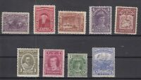 BD5722/ CANADA – NEWFOUNDLAND – 1897 / 1929 MINT / UNUSED CLASSIC LOT – CV 185 $