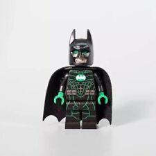 Onlinesailin Custom Batman Kryptonite Lego Minifigure