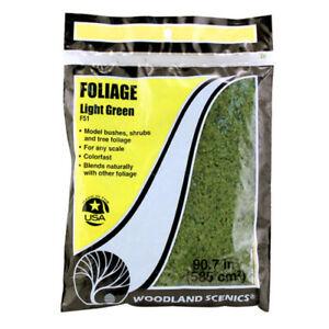Foliage Light Green #F51 Woodlands