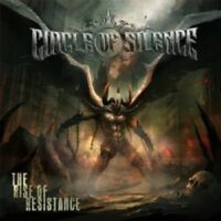 CIRCLE OF SILENCE - THE RISE OF RESISTANCE  CD HEAVY METAL HARD ROCK NEW+