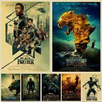 11x Marvel Superheld Black Panther Comic Bild Poster Film Superhero sammeln Deko