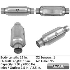 Catalytic Converter fits 2007-2014 Lincoln Navigator  EASTERN CATALYTIC EPA CONV