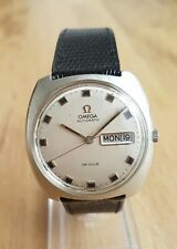 Omega DeVille gents automatic day date watch, Tool 106