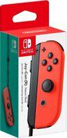 NEW Genuine Nintendo Switch Joy Con JoyCon Controller Single RED Right