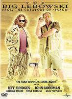 Big Lebowski DVD Joel Coen(DIR) 1998
