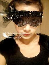 Lady Gaga style party Face / Eye lace Mask  NEW