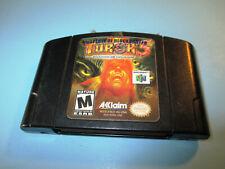 Turok 3: Shadow of Oblivion Nintendo 64 N64 Game