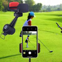 Golf Schaukelhalter Rekorder Handy Clip Halter Trainingshilfe Trainer Praxis