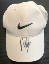 Francesco Molinari Signed Autographed Nike Golf Hat Beckett Authenticated