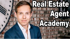 Graham Stephan – The Real Estate Agent Academy Value: $497.00