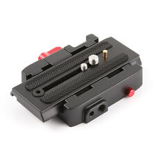 P200 QR Quick Release Clamp Plate for Manfrotto 577 501 500AH 701HDV 503HDV 7M1W