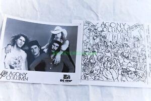agony column,heavy Metal,Vinyl,Grunge,RECORDS,PUNK,RECORD,ep,lp,cd,Slayer,thrash