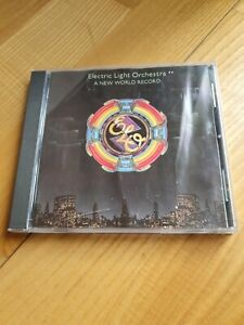 Electric Light Orchestra ‎– A New World Record – CD (1976) in Good Condition