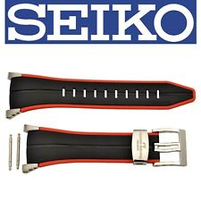 Original Seiko Sportura Honda F1 Racing Team Series 22mm Watch Band Strap 4KZ5ZZ