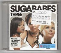 (GZ91) Sugababes, Three - 2003 CD