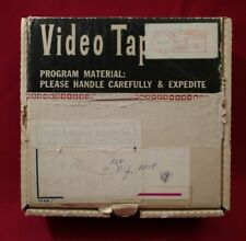 "The Beatles 2"" Reel to Reel Promo Video Tape November 1976"