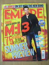 EMPIRE FILM MAGAZINE No 203 MAY 2006 MISSION IMPOSSIBLE 3 - TOM CRUISE