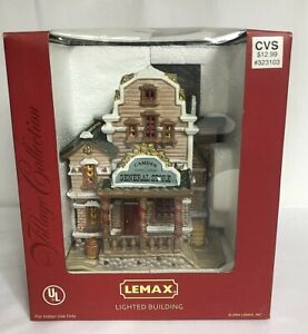 Lemax Camden General Store Lighted Building Village Collection No. 45061 New