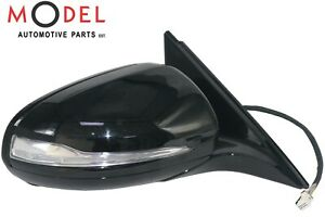 S Class W222 Mirror With Blind Sport Assist and Complete Assembly RH 2228106000