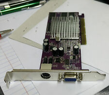 Palit MX-440 NA-04408-T066 64MB nVidia GeForce4 64bit DDR TVO AGP Graphics Card