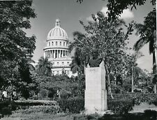 HAVANA c. 1950 - Simon Bolivar's Statue Cuba - GF 656