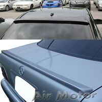 Free USB Cable Painted BRS Roof Spoiler For Nissan Altima  4D 13-14 Your Color