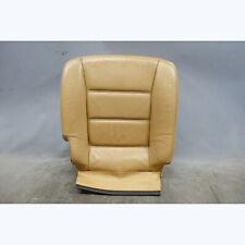 2003-2004 Porsche 955 Cayenne S Turbo Front Right Passengers Seat Bottom Beige
