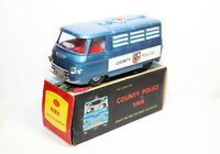 Guiterman No 2062 Commer County Police Van In Original Box - Excellent Rare